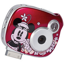 Disney Pix Kids DigitalAppClix Camera Minnie Mouse, for Ipad with 32MB SD card