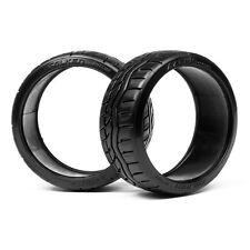 HPI Racing Sprint 2 Flux Camaro 4425 FALKEN Azenis Rt615 T-drift Tyre 26mm 2pcs