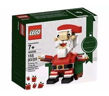 LEGO SANTA 2016 SEASONAL SET NEW AND SEALED - Christmas - 40206