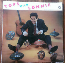 Lonnie Donegan - Tops With Lonnie, Pye Plum Label, NPL 18034