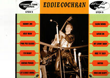 "EDDIE COCHRAN  25cm  STOMPER TIME  "" ROCKIN' with COCHRAN ""   [UK]"