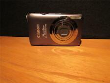 CANON POWERSHOT ELPH 100 HS 12.1MP GREY DIGITAL CAMERA WITH BATTERY