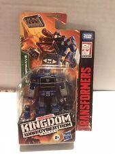 Transformers War for Cybertron Kingdom Soundwave WFC-K21 MOC Hasbro Takara Tomy