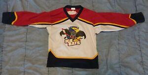 AUSTIN ICE BATS Authentic Official Minor League Hockey Jersey (Children's Size)