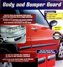 Wide Edging trim strip car body side door bumper guard protector self adhesive