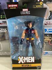 2020 Marvel Legends X-men Age of Apocalypse Weapon X BAF Sugar Man in Hand