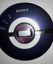 Sony Walkman Mega Bass Cd-R/Rw Portable Player Model D-Ej100 Mega Bass
