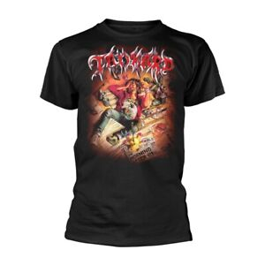 TANKARD - The Morning After T-Shirt Official Merchandise
