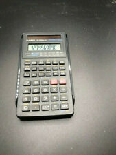 Casio Fx-260 Solar Fraction Calculator With Cover