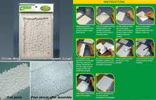 J's Work Silicone Mould for Making 1/35 Cobblestone Pavement (Large)
