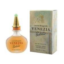 Venezia Pastello By Laura Biagiotti 1.7oz/50ml Women's Eau De Toilette (NIB)