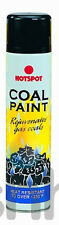 Black Coal Paint 300ml  Rejuvenates Gas Fire Coals 300ml Spray Can Hot Spot