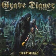 GRAVE DIGGER - THE LIVING DEAD (+1 Bonus)(2018) German Heavy Metal CD+FREE GIFT