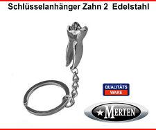 Schlüsselanhänger Zahnarzt Zahn Backenzahn - Zahnarzthelferin ZMF