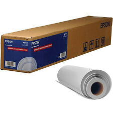 "Epson S045250 Exhibition Canvas Satin Archival Inkjet Paper (24"" x 40' Roll)"