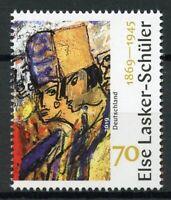 Germany 2019 MNH Else Lasker-Schuler Paintings 1v Set Art Stamps