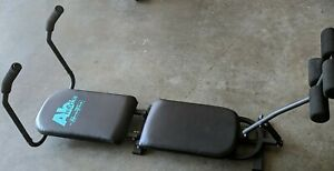NORDICTRACK AB WORKS ABDOMINAL EXERCISER Good condition