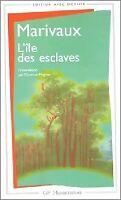 L'île des esclaves - Pierre Marivaux - Livre - 101105 - 1618783
