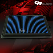 BLUE WASHABLE HIGH FLOW AIR FILTER FOR 05-08 F-150-F-350 LINCOLN MARK LT 5.4L