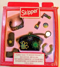 BARBIE SKIPPER special collection 1999 teen set accessories 23501 used