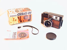 Hi-Speed Camera 126 cartridge E-Z load + User's Guide, Wrist Strap, Lens Cap NEW