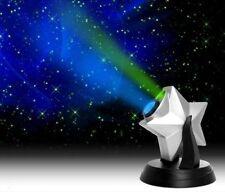 Laser Star Projector Light Show Night Effect Showers Blue Nebula Hologram Cloud