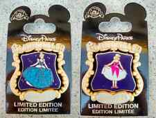 New 2015 Disney Cinderella 65th Anniversary Spinner Pin Limited Edition 2000 Le