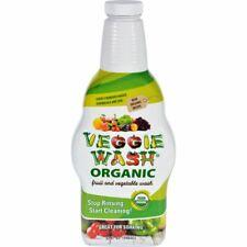 Citrus Magic Veggie Wash Organic Fruit and Vegetable Produce Cleaning 32 Oz