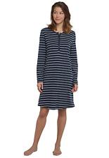 SCHIESSER Damen Nachthemd 95 cm Sleepshirt Langarm 36 38 40 42 44 46 48 50 52 54
