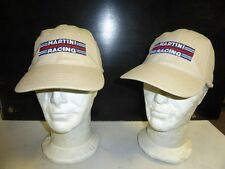 casquette MARTINI RACING beige ( 911 356 964 993 996 997 935 CARRERA RS FUCH
