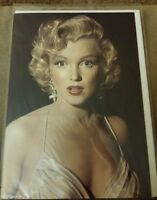 Marilyn Monroe Verkerk greeting card from 1992 made in the Netherlands