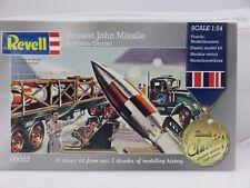 Revell Honest John Missile & Mobile Carrier 1/54 Scale Plastic Model Kit Unbuilt