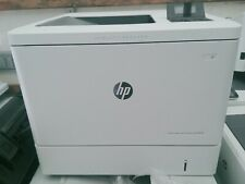 HP Color LaserJet M553 B5L24A Laser Printer  4000 PAGE COUNT.No toner included.