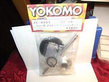 Yokomo ZE-640S SHOE TYPE 2 SPEED TRANSMISSION