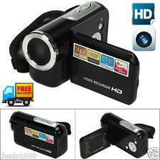 1080P HD 1.5inch LCD 8X Digital Zoom Camcorder Video Recorder Camera 16MP DV Kit