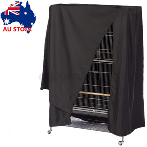 104*69*122CM Dustproof Oxford Cloth Large Parrot Cage Cover Good Night Bird AU