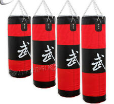 70cm Sand Bag Mma Boxing Equipment Punching Training Practice Sand Bag +Chain