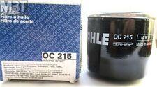 MAHLE Ölfilter OC215 oil filter Bedford Chevrolet Deawoo Ford GMC Suzuki