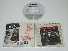 ROXETTE / Look sharp !( Parlophone 564-79 1098 2) Cd Álbum