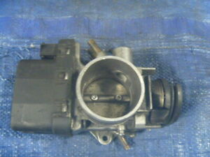 99 00 01 02 03 Saab 9-3 9-5 Throttle Body 9188186 4 Cyl w/ Turbo OEM 2.0L 2.3L