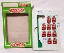 Subbuteo Football Soccer Team BOXED - 63000 - Liverpool 663