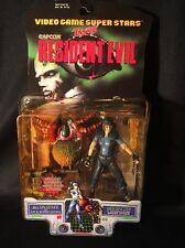 Resident Evil Jill Valentine Web Spinner Figures ToyBiz Video Game Superstar