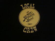 Zac Brown 2012 Local Crew T-shirt Size XL
