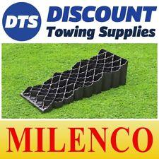 Milenco Triple Levellers Levelling Pair Ramps for Caravan Motorhome Inc Bag 2936