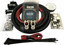 Split Charge Relay 5m kit 12V 140amp VSR With 10mm 70Amp Cable leisure battery