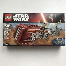 LEGO Star Wars Rey's Speeder 75099 - New Sealed
