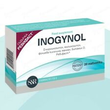 INOGYNOL* 20 tablets (PCOS)  disorder of ovarian function