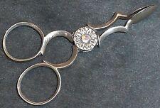 Rare Antique Georgian Silver Sugar Nips