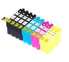 10 tintas GEN NONOEM COMPATIBLES T16 XL WorkForce WF-2530WF WF2530WF HQLTY