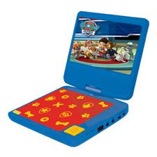 LEXIBOOK PAW PATROL PORTABLE DVD PLAYER - BLUE - DVDP6PA